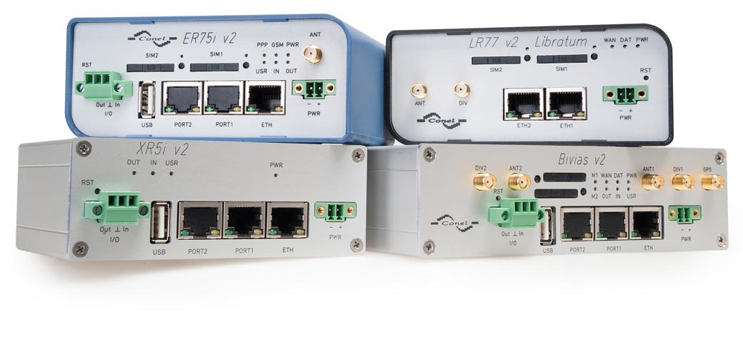 Conel Modular Routers