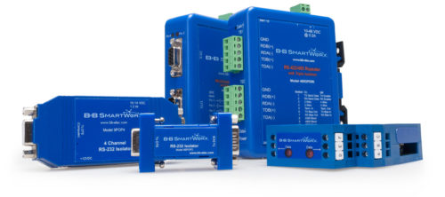 Isolators and Repeaters