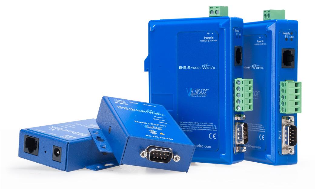 Ethernet Serial Servers