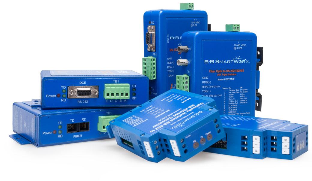 B+B SmartWorx® Serial Conversion
