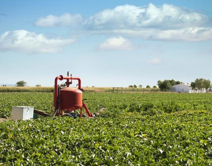 Smart Irrigation Systems
