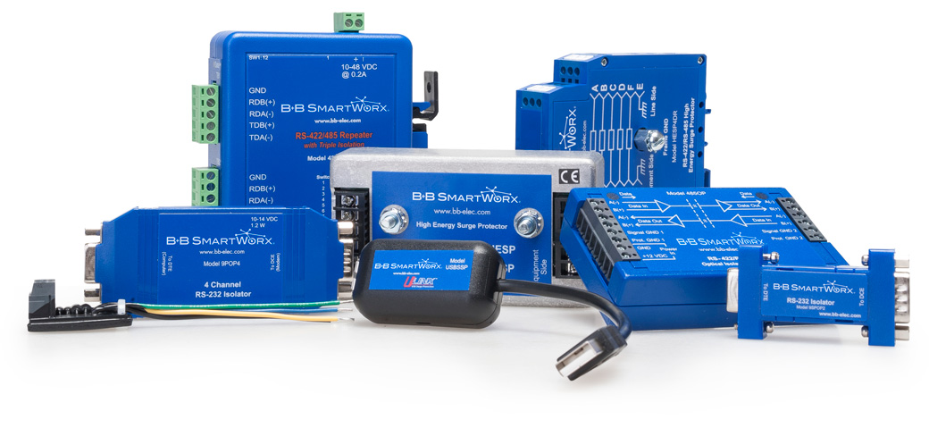 B+B SmartWorx® Surge Protection