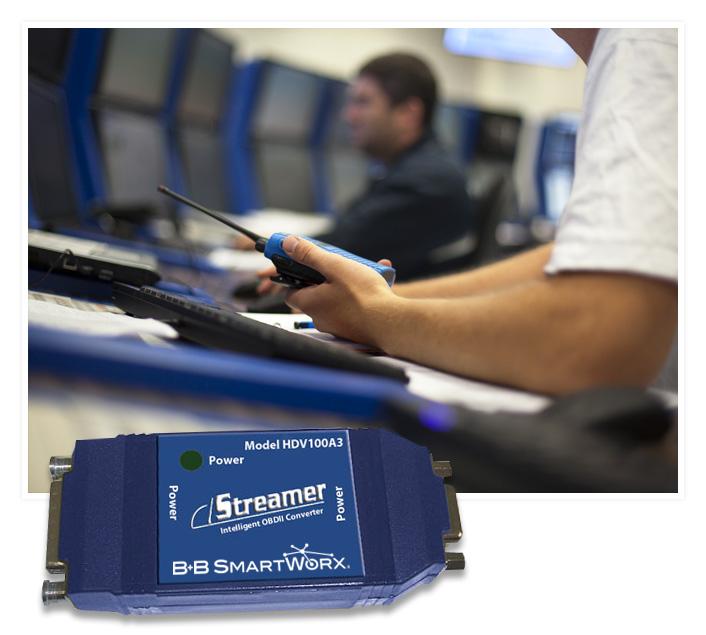 B+B SmartWorx® Streamer InTelematix