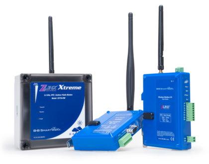 B+B SmartWorx® Zlinx RF Modems