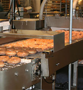 Improved Efficiency at Baked Goods Plant