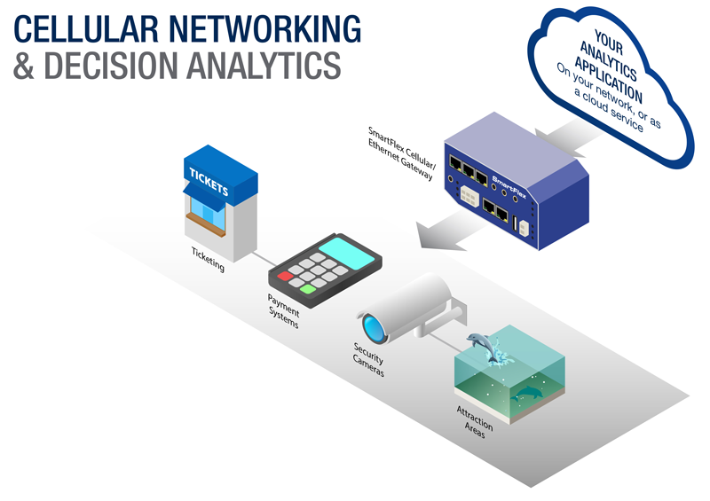 Cellular Networking & Decision Analytics