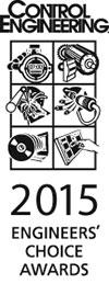 2015 Control Engineering Engineers' Choice Award Finalist