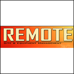 Remote Site and Equipment Management