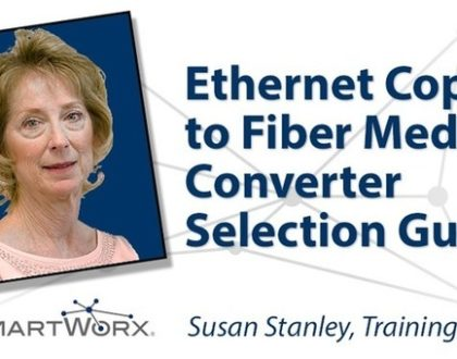 Ethernet Copper to Fiber Media Converter Selection Guide | B+B SmartWorx IMC Networks