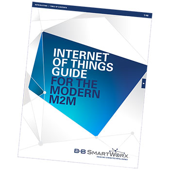 Internet of Things Guide for the Modern M2M