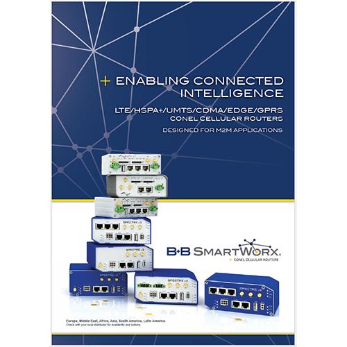 Conel Cellular Router Brochure