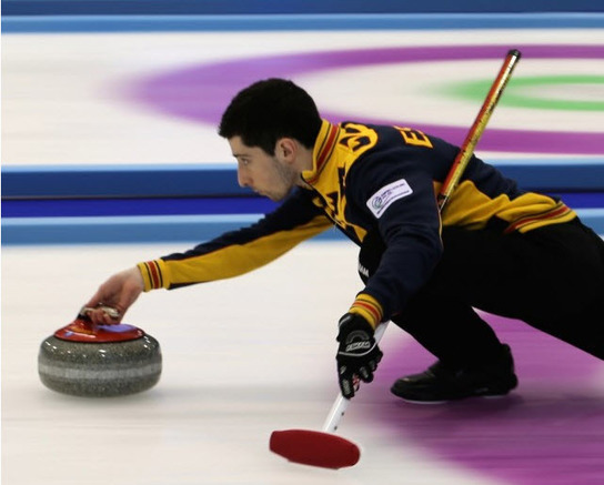 Real-time video streaming for 2014 Curling Championship