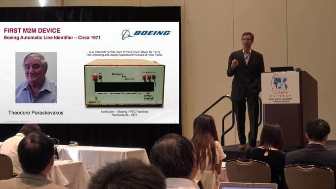 M2M: The Embedded Revolution Stephen DiFranco, SVP, Broadcom
