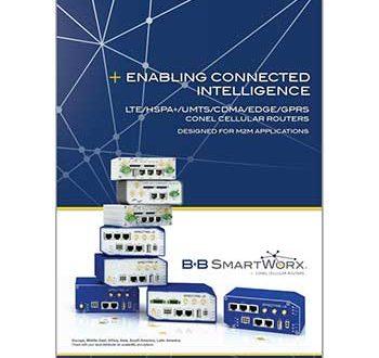 Cellular Product Brochure - EMEA/Conel