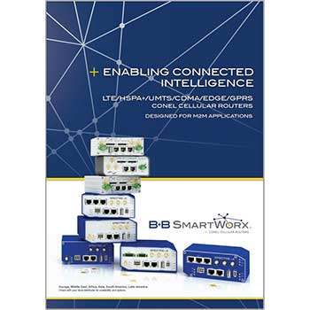 Cellular Product Brochure - EMEA/Conel