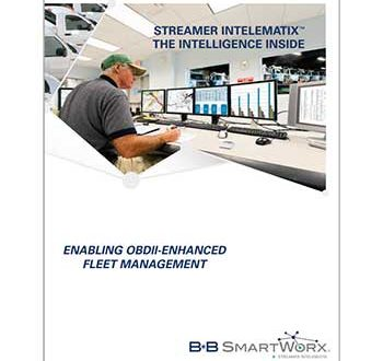 Streamer InTelematix Product Brochure