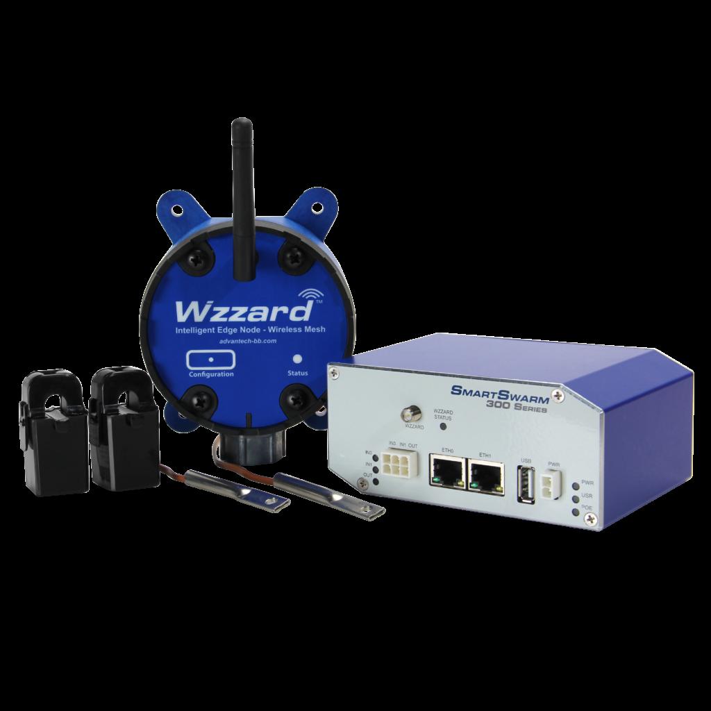 Wzzard HVAC Monitoring Kit