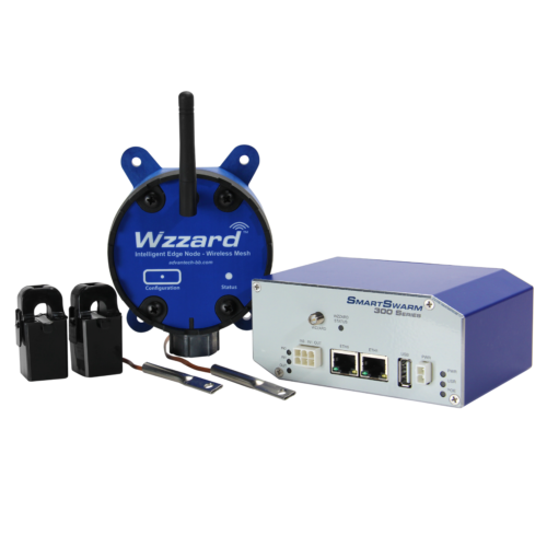 Wzzard HVAC Monitoring Kit