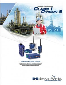 Class I, Division 2 Product Brochure