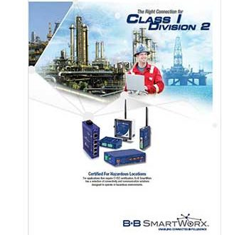 Class 1 Division 2 Product Brochure