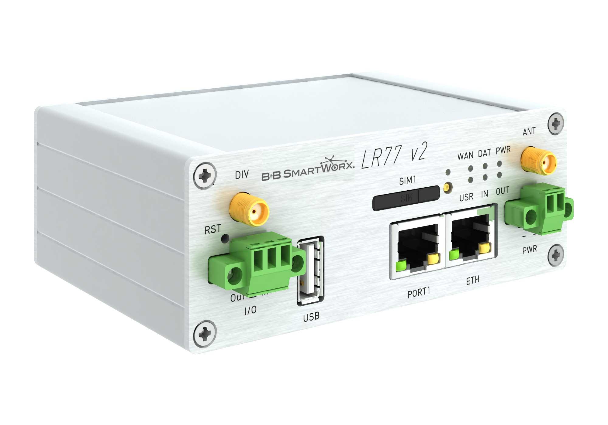 4G LTE Router LR77 V2