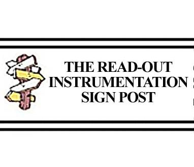 Read Out Instrumentation Signpost