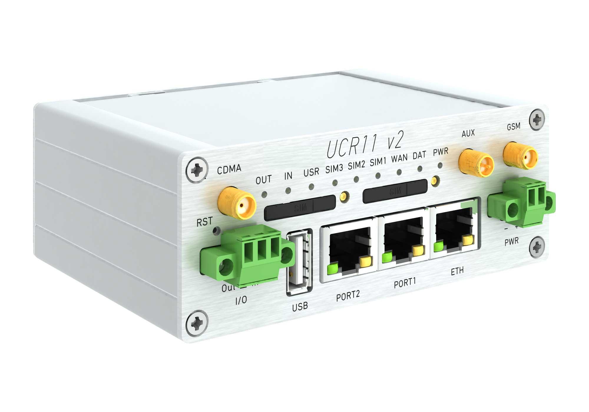 UMTS/CDMA ROUTER UCR11 V2