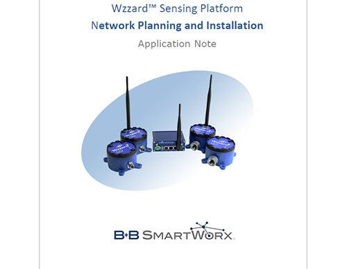 Wzzard Network Planning and Installation Application Note