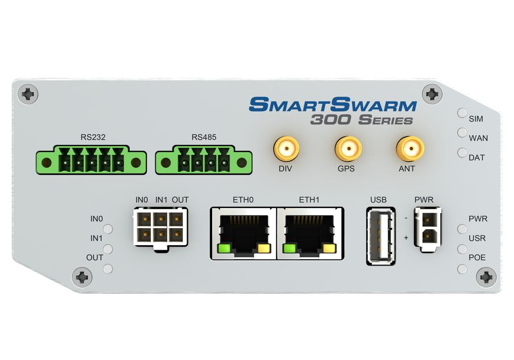 SmartSwarm 351 - Advantech B+B SmartWorx
