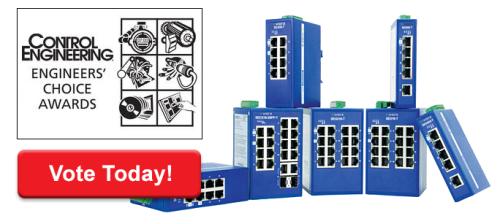 SE300 Switches - Vote Today
