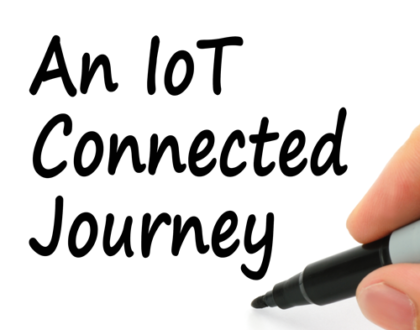 An IoT-connected journey—the biggest mistake is not getting started