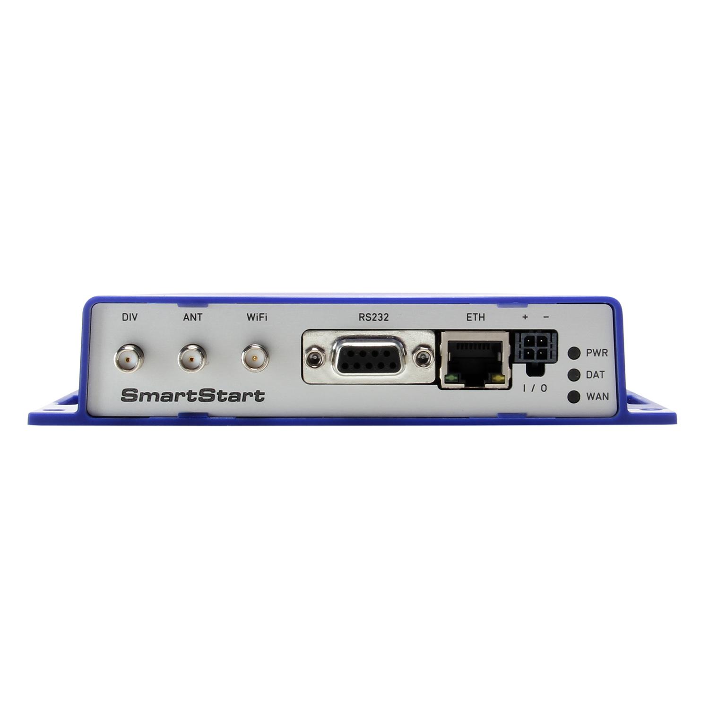 B+B SmartWorx releases carrier-agile SmartStart LTE industrial router