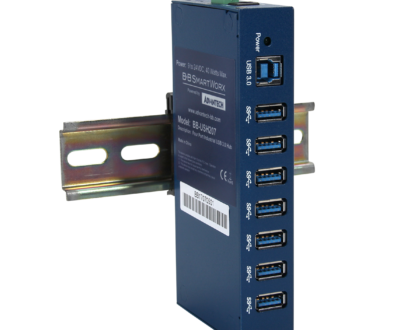 B+B SmartWorx launches first USB 3.0 Hub offering both isolation and super speed