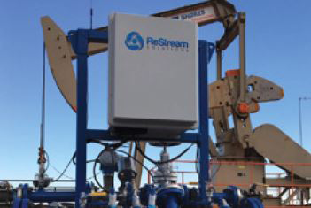 Oilfield Fluid Monitoring with LTE Technology