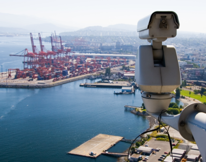 Installing IP Cameras More Than 100 Meters from the Closest Network