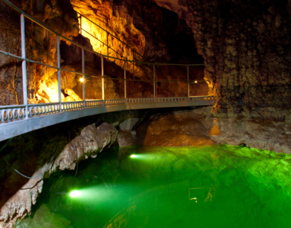 Environmental Monitoring and Control in an Underground Data Center