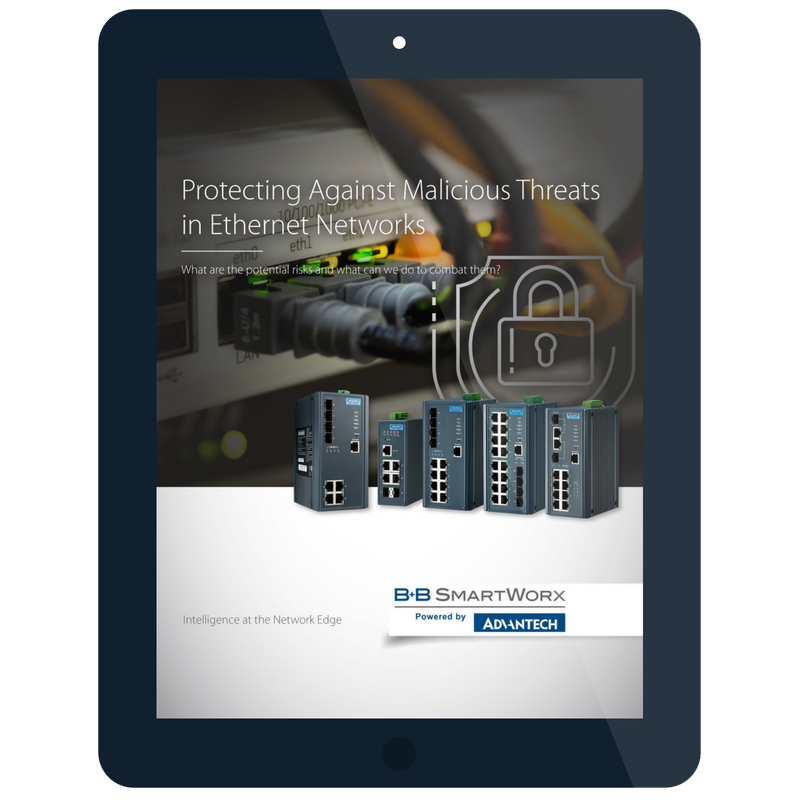 eBook: Protecting Against Malicious Threats in Ethernet Networks