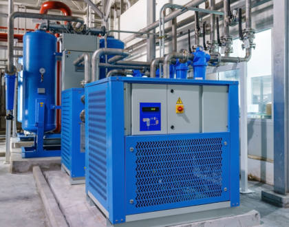 Predictive Maintenance When Utilizing a Compressed Air System